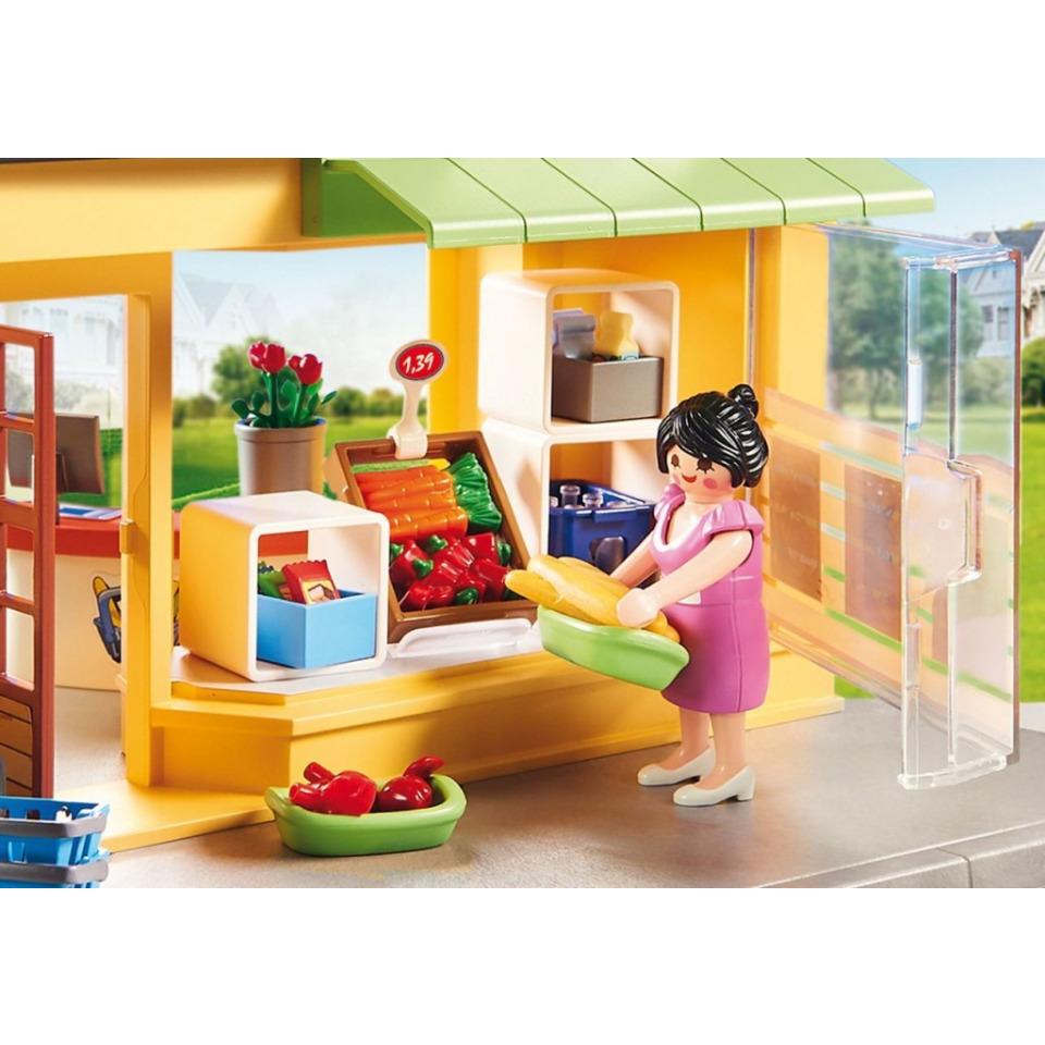 Obrázek 4 produktu Playmobil 70375 Můj Supermarket