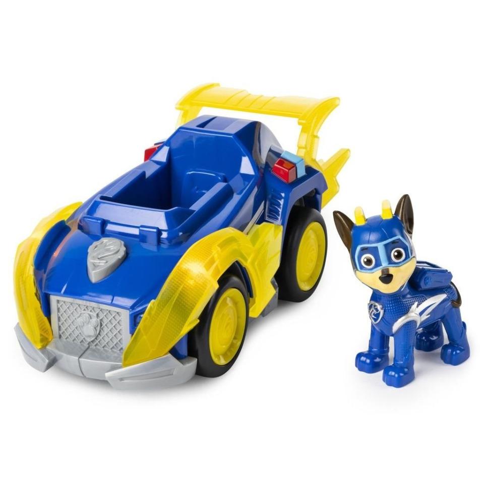Obrázek 1 produktu Tlapková patrola Super vozidlo CHASE, světlo, zvuk, Spin Master