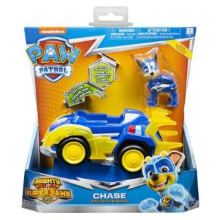 Obrázek 3 produktu Tlapková patrola Super vozidlo CHASE, světlo, zvuk, Spin Master