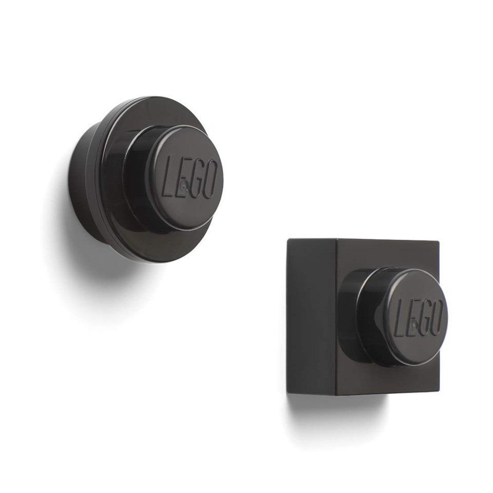 Obrázek 1 produktu LEGO Iconic magnetky, set 2 ks černé