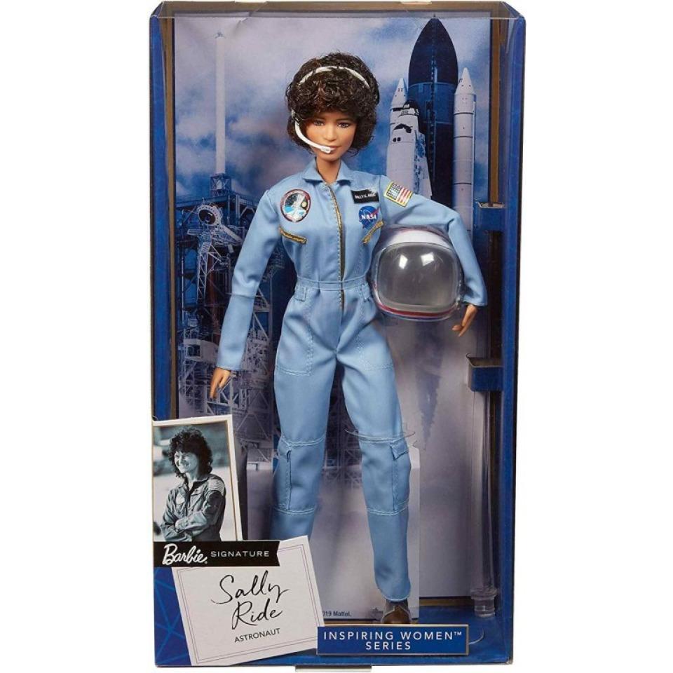 Obrázek 4 produktu Mattel Barbie Astronautka Sally Ride, FXD77