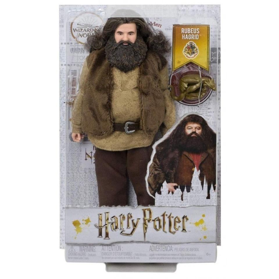 Obrázek 1 produktu Mattel Harry Potter figurka Rubeus Hagrid, GKT94