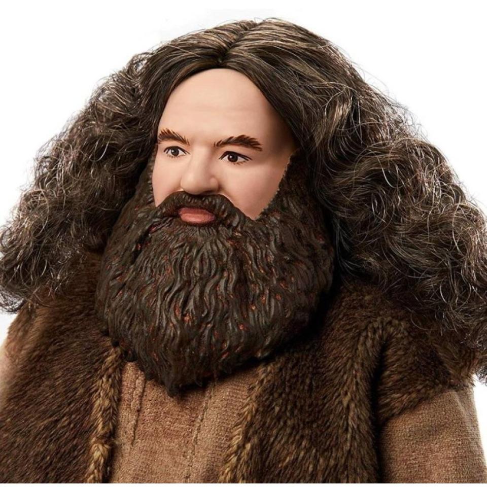 Obrázek 2 produktu Mattel Harry Potter figurka Rubeus Hagrid, GKT94