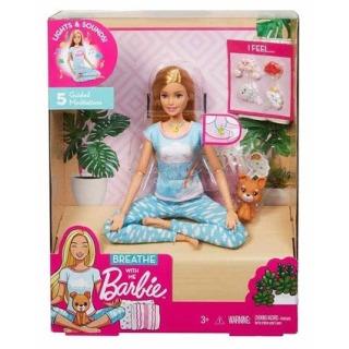 Obrázek 2 produktu Mattel Barbie jogínka 5 meditací, GNK01