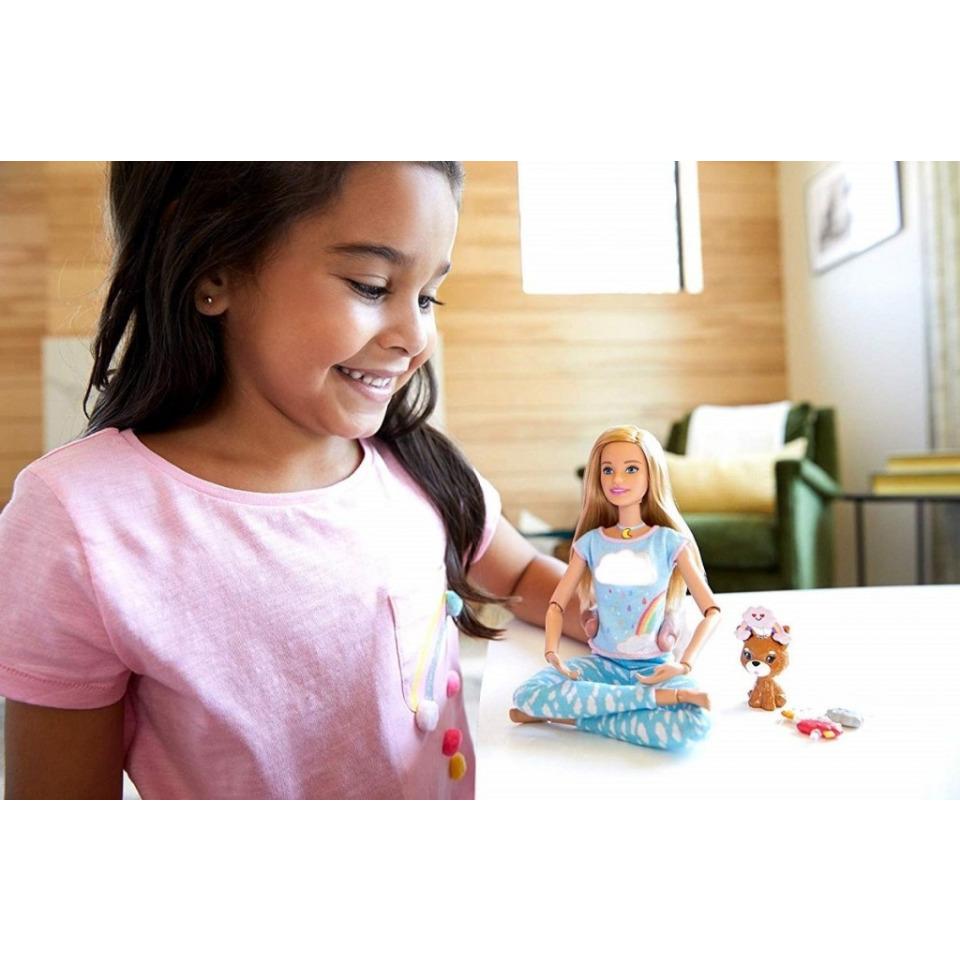 Obrázek 3 produktu Mattel Barbie jogínka 5 meditací, GNK01