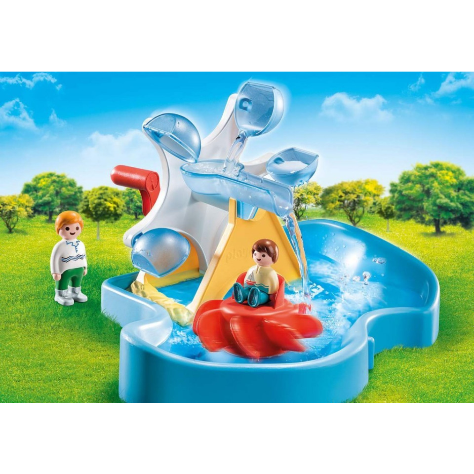 Obrázek 2 produktu Playmobil 70268 Vodní mlýn s kolotočem (1.2.3)