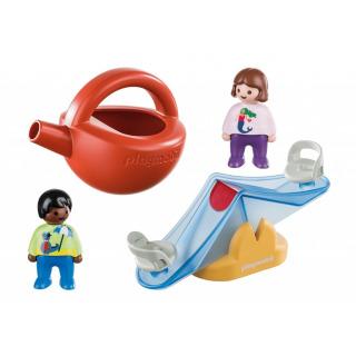 Obrázek 2 produktu Playmobil 70269 Vodní houpačka s konvičkou (1.2.3)