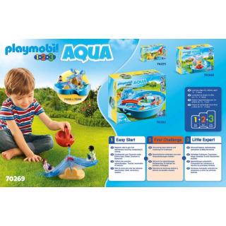 Obrázek 4 produktu Playmobil 70269 Vodní houpačka s konvičkou (1.2.3)