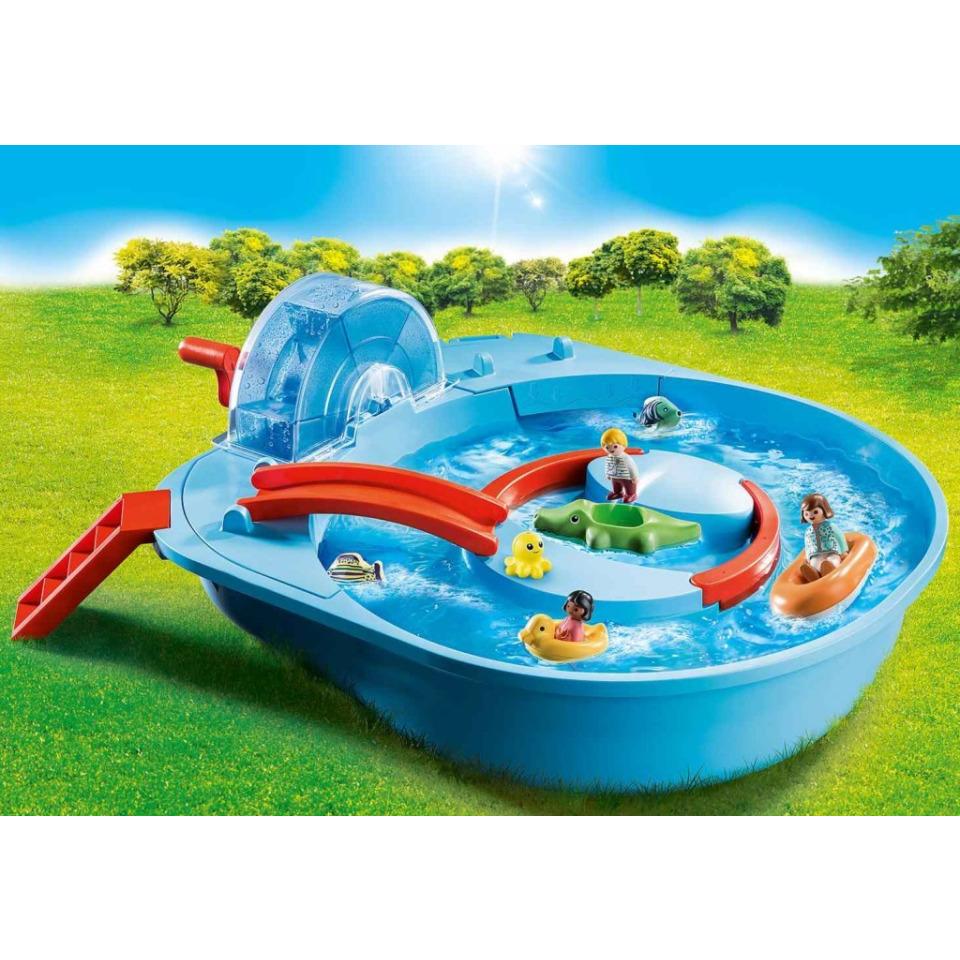 Obrázek 2 produktu Playmobil 70267 Veselá vodní jízda (1.2.3)