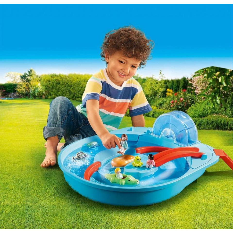 Obrázek 4 produktu Playmobil 70267 Veselá vodní jízda (1.2.3)