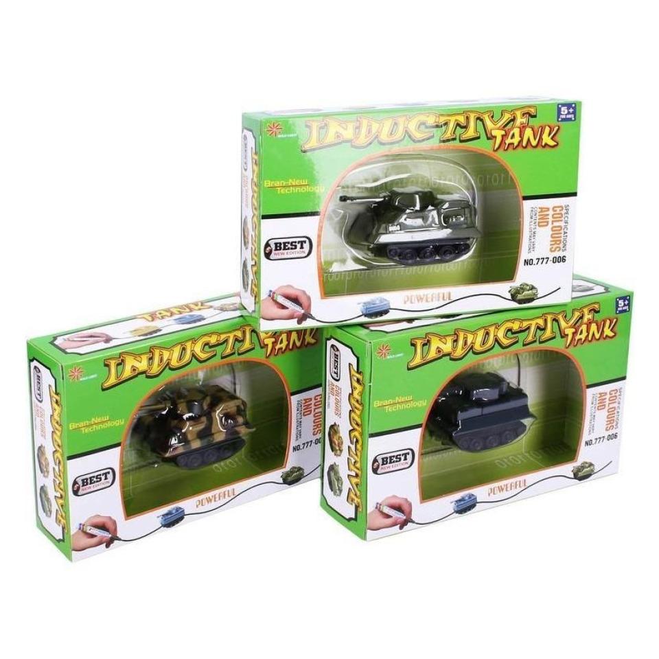 Obrázek 1 produktu Indukční tank s magickým fixem 8cm, maskáčový