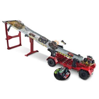 Obrázek 3 produktu Hot Wheels Monster Trucks Závod z kopce, Mattel GFR15