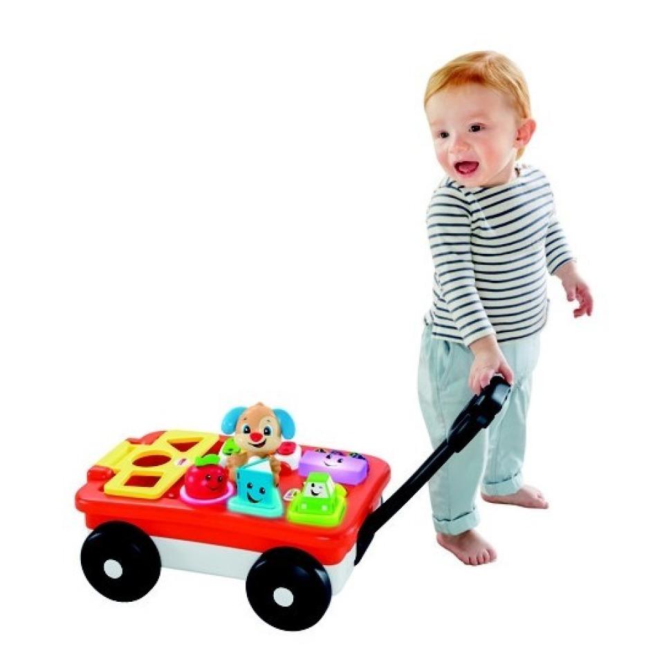 Obrázek 2 produktu Fisher Price Mluvící vagónek, Mattel GHV12