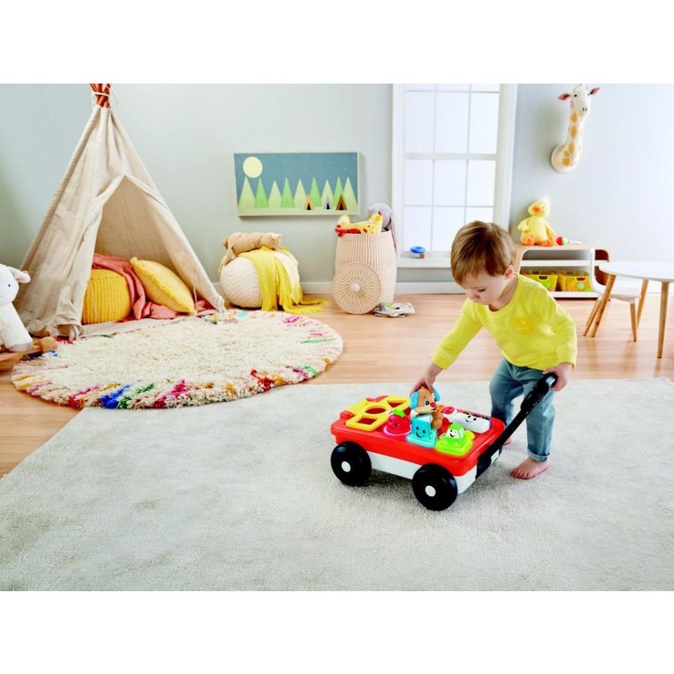 Obrázek 4 produktu Fisher Price Mluvící vagónek, Mattel GHV12