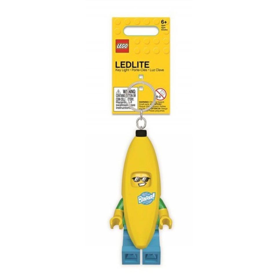 Obrázek 1 produktu Lego LED klíčenka Banana Guy