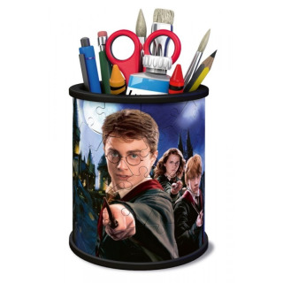 Obrázek 2 produktu Ravensburger 11154 Puzzle 3D Stojan na tužky Harry Potter 54 dílků