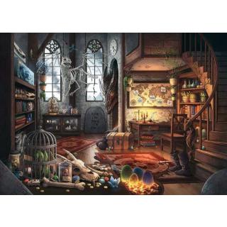 Obrázek 2 produktu Ravensburger 19954 Exit Puzzle: Dračí laboratoř 759 dílků