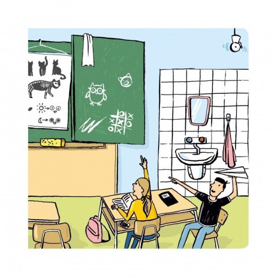 Obrázek 2 produktu Albi Kouzelné čtení Minikniha - Učitel