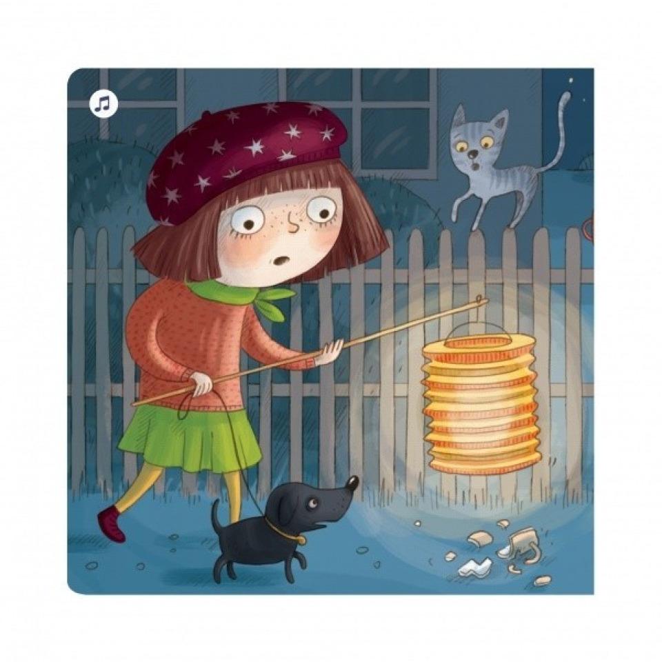Obrázek 1 produktu Albi Kouzelné čtení Minikniha - Podzim