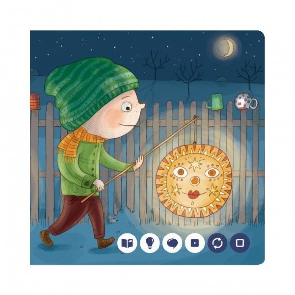 Obrázek 2 produktu Albi Kouzelné čtení Minikniha - Podzim