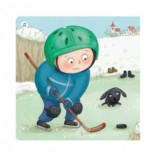 Obrázek 2 produktu Albi Kouzelné čtení Minikniha - Zima