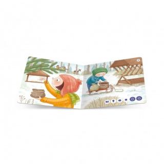Obrázek 4 produktu Albi Kouzelné čtení Minikniha - Zima