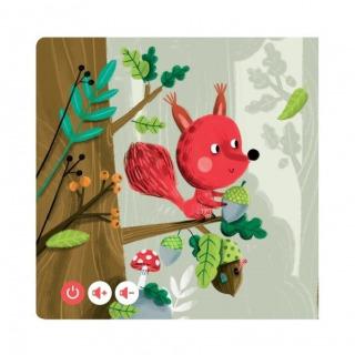 Obrázek 2 produktu Albi Kouzelné čtení Minikniha - Lesní zvířátka