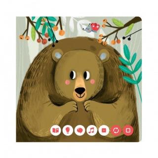 Obrázek 3 produktu Albi Kouzelné čtení Minikniha - Lesní zvířátka