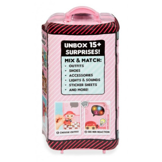 Obrázek 2 produktu MGA L.O.L. SURPRISE Kufřík s interaktivní panenkou a doplňky Cherry