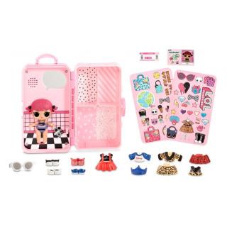 Obrázek 3 produktu MGA L.O.L. SURPRISE Kufřík s interaktivní panenkou a doplňky Cherry