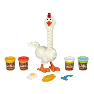 Obrázek 2 produktu Play Doh Animals kvokající kuře, Hasbro E6647