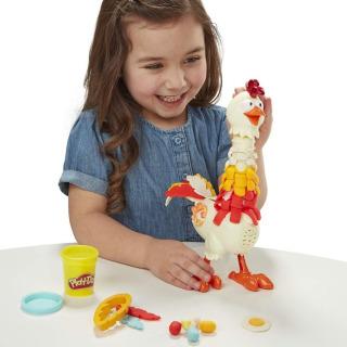 Obrázek 3 produktu Play Doh Animals kvokající kuře, Hasbro E6647