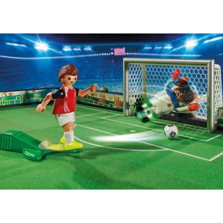 Obrázek 4 produktu Playmobil 70244 Velká přenosná fotbalová aréna