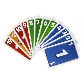 Obrázek 3 produktu Mattel Skip-Bo karetní hra, 52370