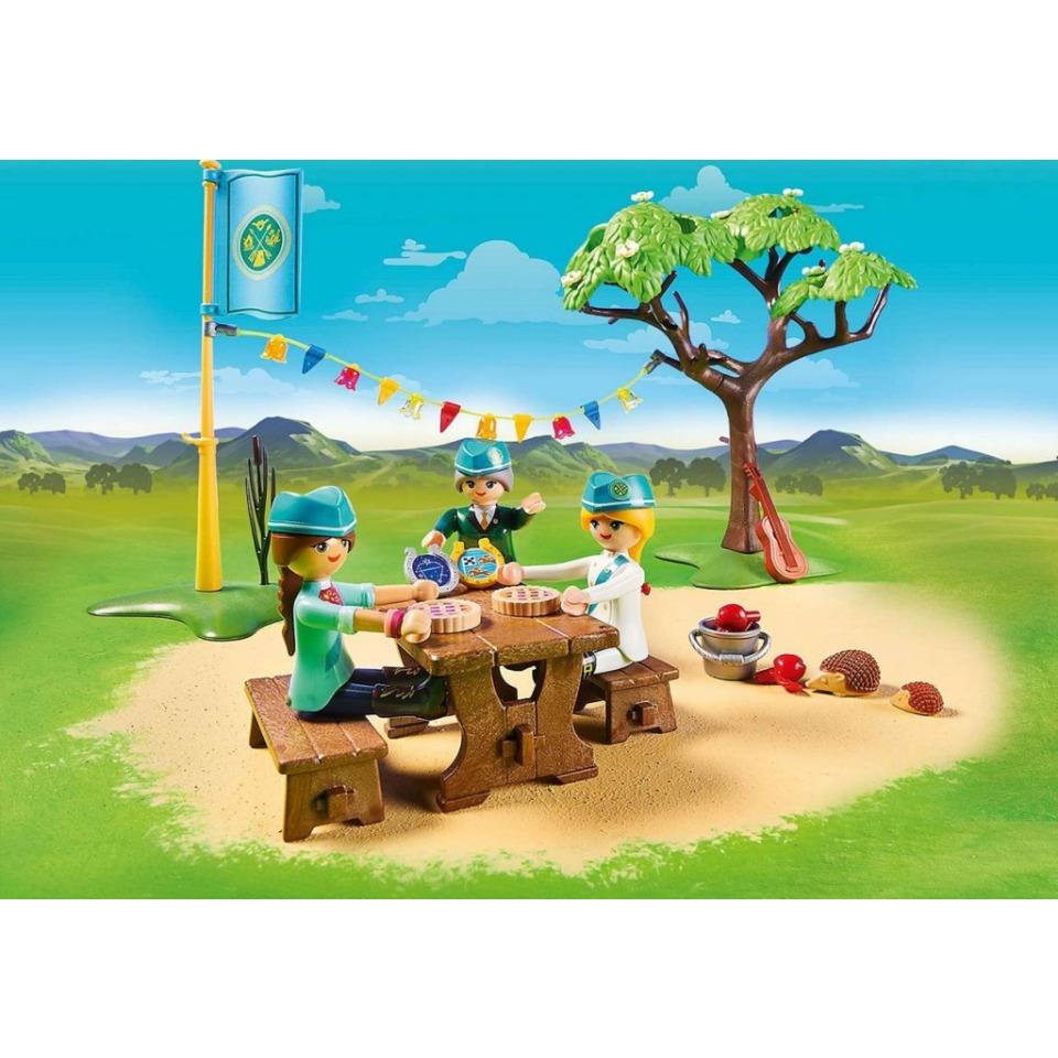 Obrázek 2 produktu Playmobil 70329 Letní kemp