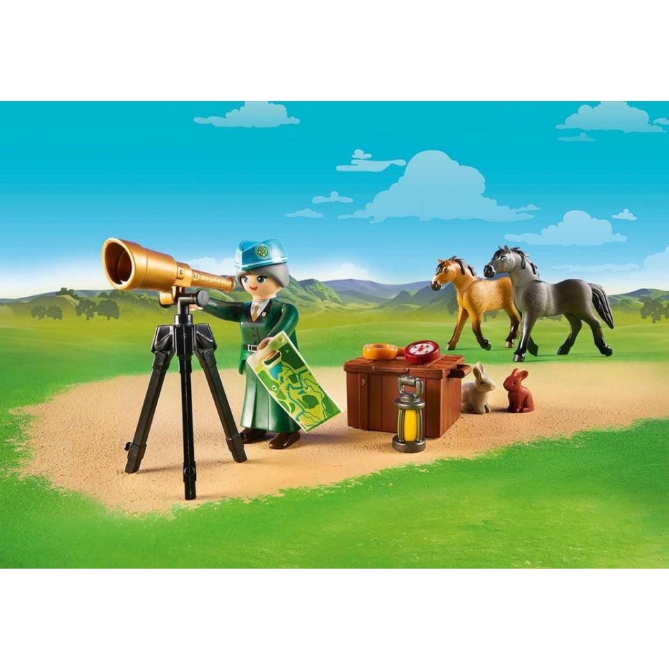 Obrázek 3 produktu Playmobil 70329 Letní kemp