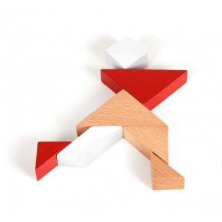 Obrázek 3 produktu Albi IQ Fitness - Tangram