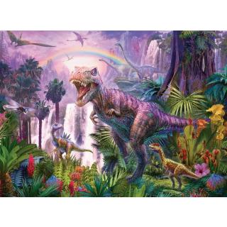 Obrázek 2 produktu Ravensburger 12892 Puzzle Svět dinosaurů 200 XXL dílků