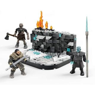 Obrázek 2 produktu Mega Bloks Hra o trůny Bitva bílého chodce, Mattel GKG96