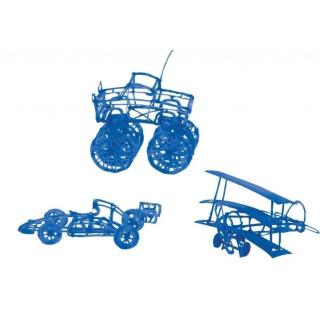 Obrázek 2 produktu IDO3D Vertical: 1 pero modrá