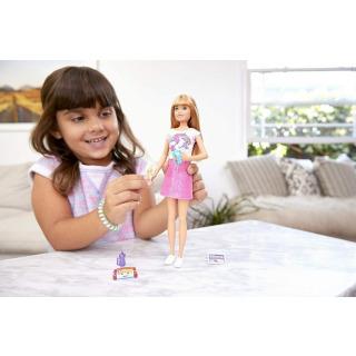 Obrázek 2 produktu Barbie Skipper Chůva Blondýnka, Mattel FXG91