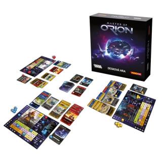 Obrázek 3 produktu Mindok Master of Orion, desková hra