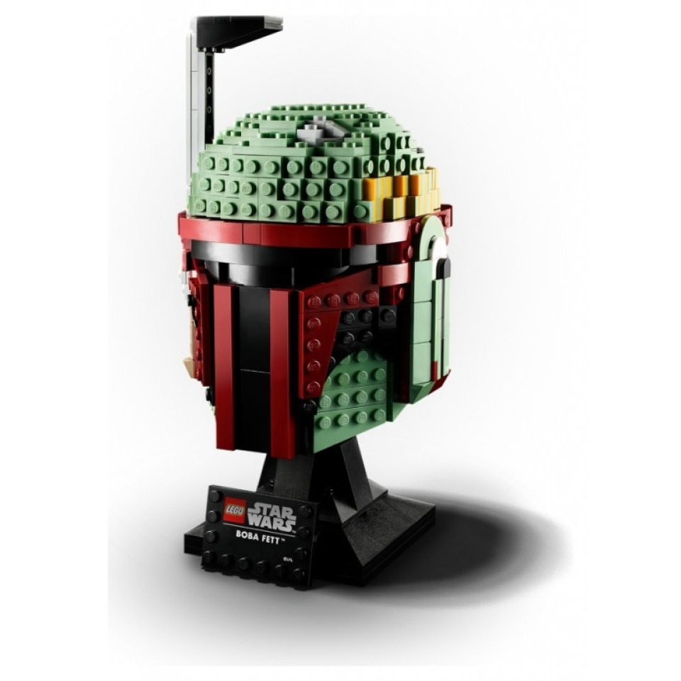 Obrázek 2 produktu LEGO Star Wars 75277 Helma Boby Fetta