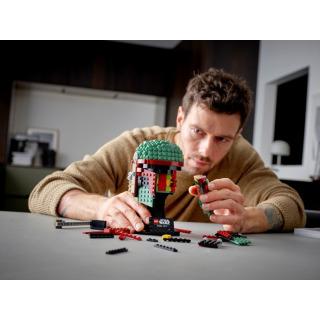 Obrázek 4 produktu LEGO Star Wars 75277 Helma Boby Fetta
