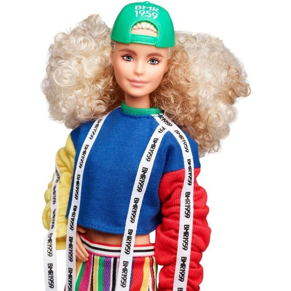 Obrázek 1 produktu Barbie Sběratelská BMR1959 V ponožkových teniskách módní DeLuxe, Mattel GHT92