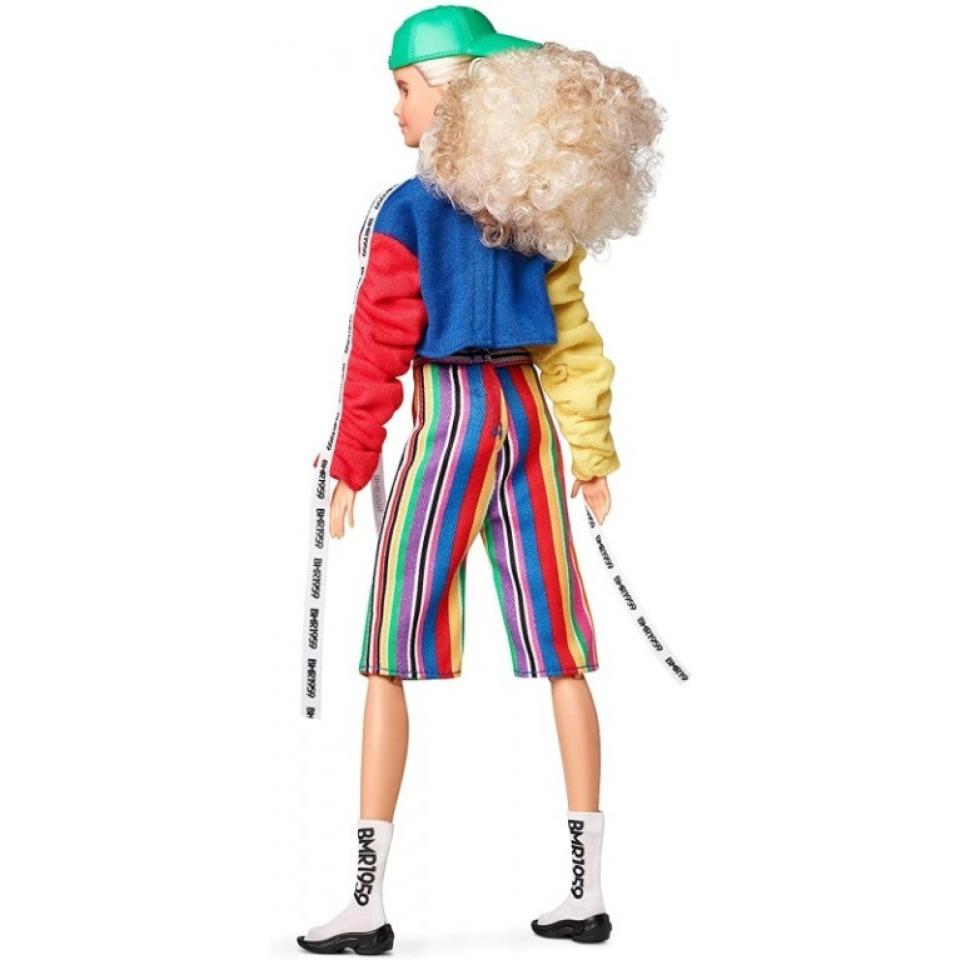Obrázek 3 produktu Barbie Sběratelská BMR1959 V ponožkových teniskách módní DeLuxe, Mattel GHT92