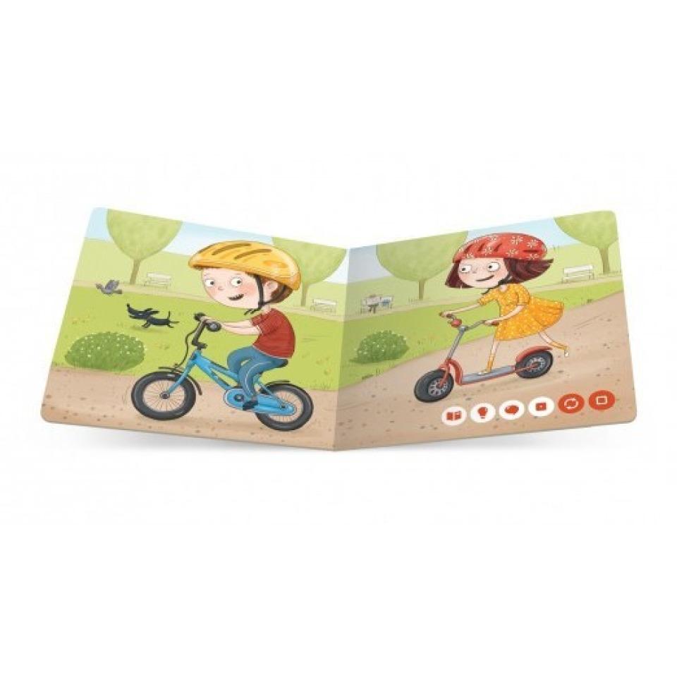 Obrázek 2 produktu Albi Kouzelné čtení Minikniha - Jaro