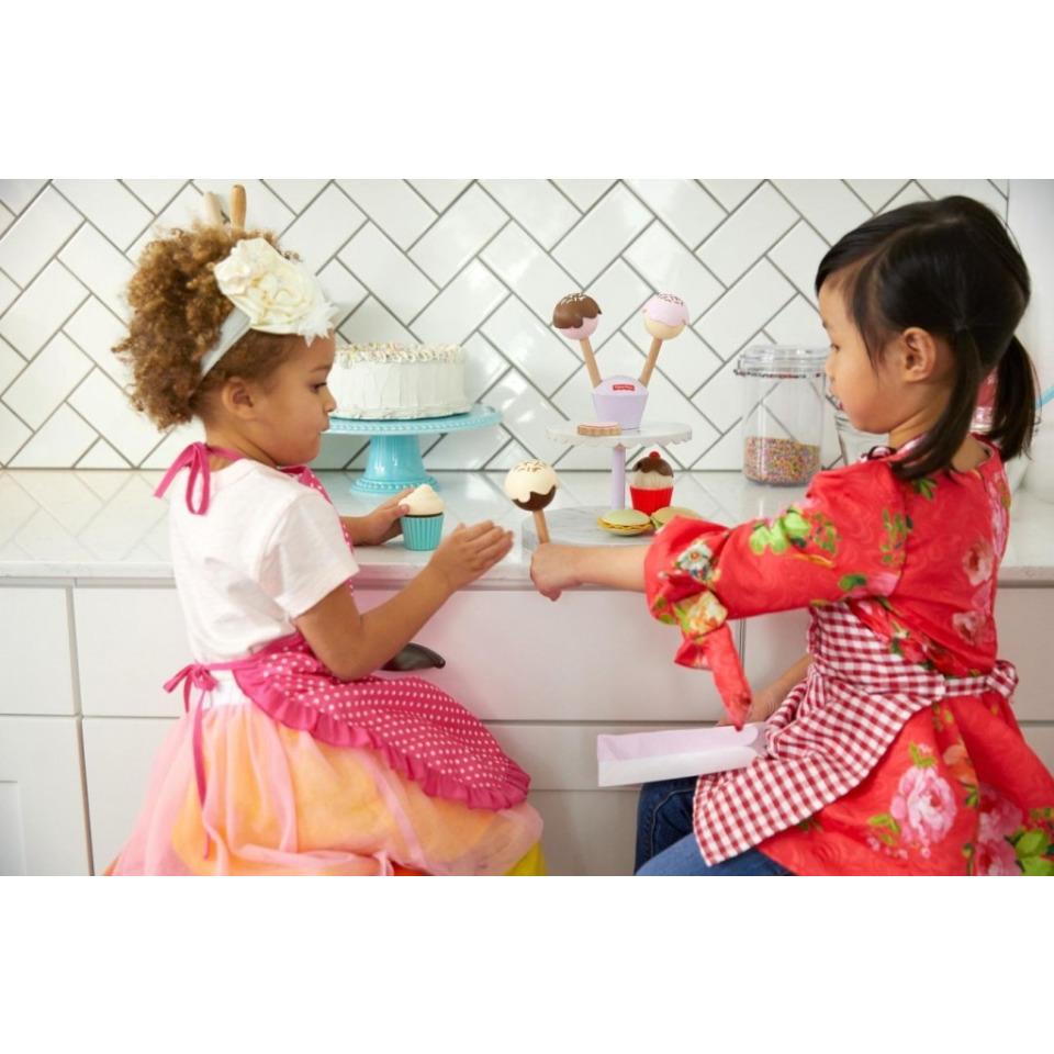 Obrázek 1 produktu Fisher Price Stánek s cukrovinkami, Mattel GGT65