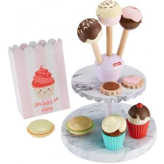 Obrázek 4 produktu Fisher Price Stánek s cukrovinkami, Mattel GGT65