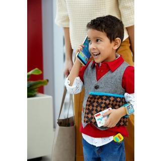 Obrázek 3 produktu Fisher Price Příruční taštička pro malé podnikatele, Mattel GGT58